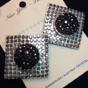 New York ~ Paris Earrings